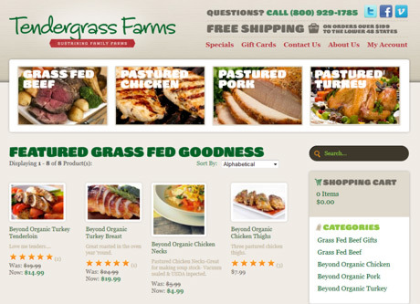 Tender Grass Farm