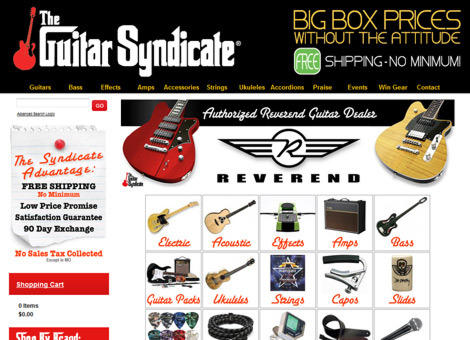 The Guitar Syndicate